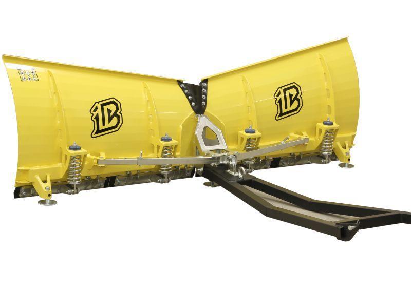 Kit chasse-neige V-Pro avec kit hydraulique – Lame 180cm