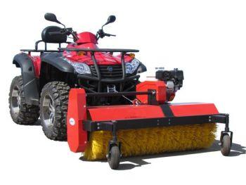Balai rotatif pour ATV, moteur 6.5c B&S