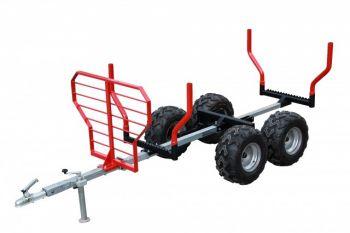 Remorque à bois ATV