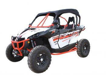 DRAGONFIRE SoftTop Noir Can-Am Maverick X DS