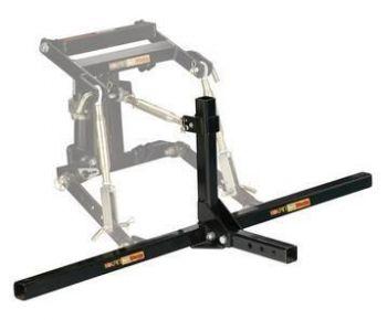Barre d'accroche outils accessoires DIRT WORKS 48