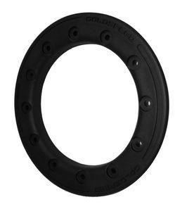 GS:BEAD-LOCK anneau 10 pouces noir carbone polymère