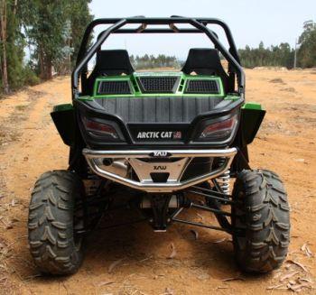 Bumper arrière noir WX2 - WILDCAT 1000