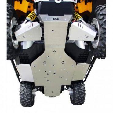 KIT PROTECTION INTEGRALE Aluminium - CAN-AM Commander 1000XT/800R