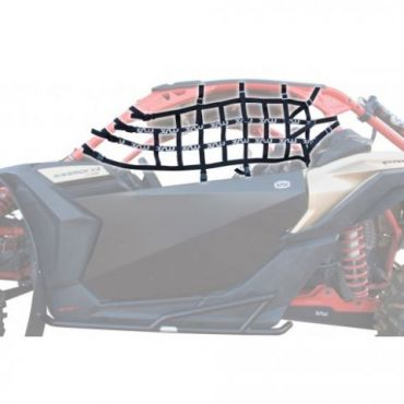 FILETS ROLL BAR - CAN AM MAVERICK X3 XRS