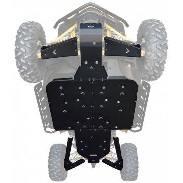 Plaques de protection complète  - Can Am Maverick X3 XRS