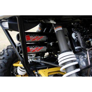 Silencieux double / tuyau 3 têtes BIG GUN Yamaha YXZ 1000R