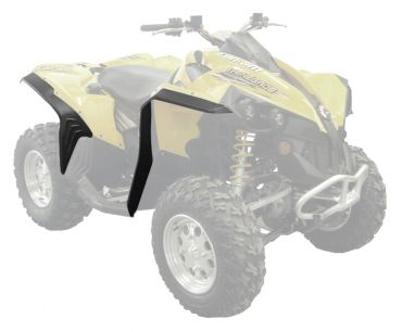Pack extensions d'ailes Can-Am Renegade - Kimpex