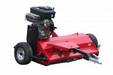Faucheuse à fléaux / Broyeur à fléaux pour ATV, moteur 18c Briggs & Stratton V2