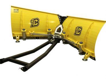Kit chasse-neige V-Pro universel pour quad– Lame 150cm