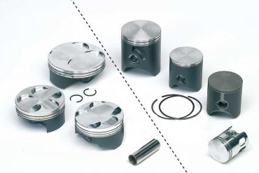 Kit piston pour XR200 Ø66MM