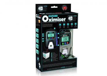Chargeur OXFORD OXIMISER Edition anniversaire noir