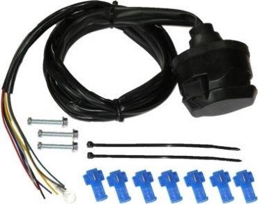 Kit électrique pour remorque d'attelage