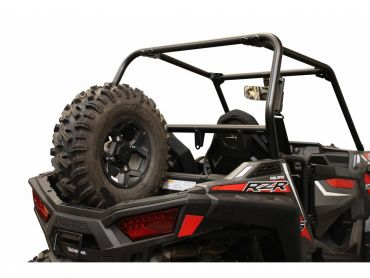 DRAGONFIRE - Porte-pneu de rechange Polaris RZR900/S