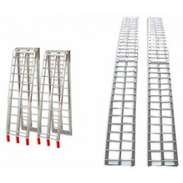 Nouvelles rampes Aluminium pour ATV (2 pièces)