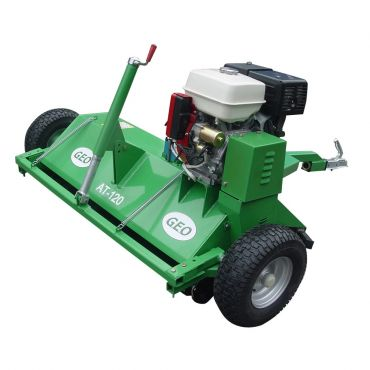 Faucheuse à fléaux / Broyeur à fléaux ATV 120 avec moteur diesel 13c
