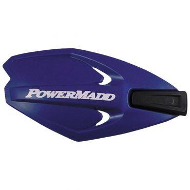 Protège-mains POWERMADD POWERX bleu