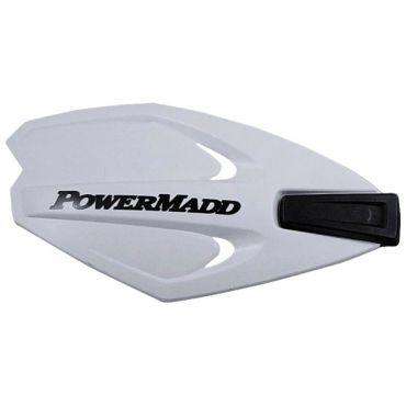 Protège-mains POWERMADD POWERX blanc
