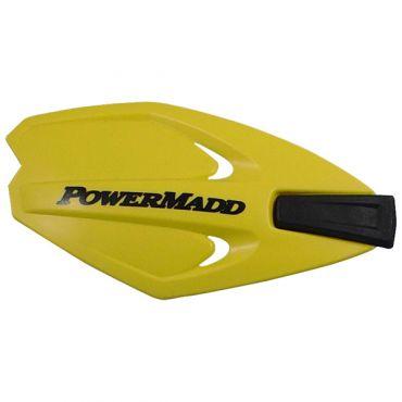 Protège-mains POWERMADD POWERX jaune
