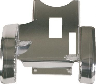 Semelle arrière aluminium ART Kymco Maxxer 300