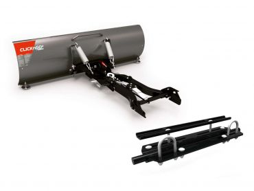 Kit de pelle à neige universelle KIMPEX CLICKnGO 2 137cm