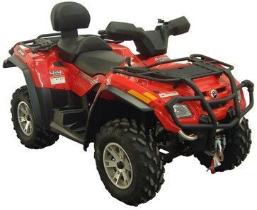 Kit extensions d'ailes – CAN-AM – OUTLANDER G2 2012