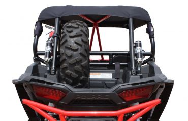 DRAGONFIRE - Porte-pneu de rechange Polaris RZR1000