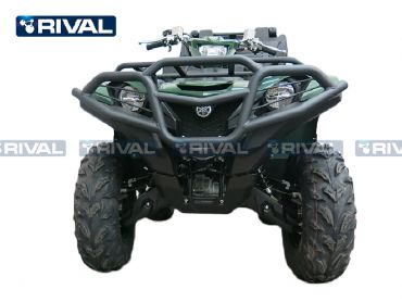 RIVAL Pare choc avant Yamaha Grizzly 700