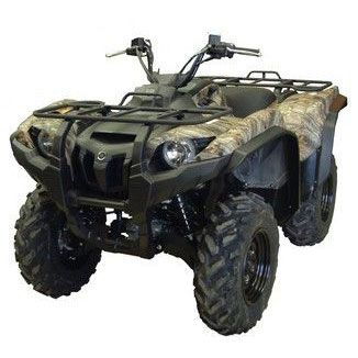 Kit extensions d'ailes – Yamaha Grizzly