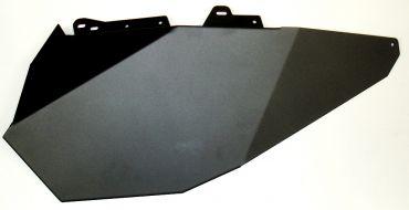 Plaque latérale noire- POLARIS RZR 1000 XP