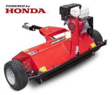 Faucheuse à fléaux / Broyeur à fléaux pour ATV, moteur 13c GX390 Honda