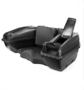 Boîte de rangement pour VTT / Quad avec poignée chauffante - KIMPEX TRUNK NOMAD