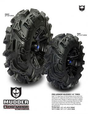 Pro Armor – Pneu arrière Mudder 27X11-14