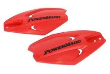 Protège-mains POWERMADD POWERX rouge
