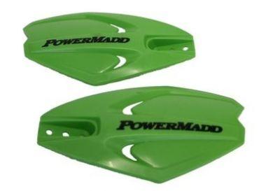 Protège-mains POWERMADD POWERX vert