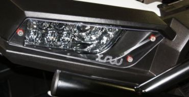 Protection de phares - POLARIS RZR 1000 XP