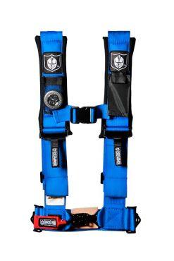 Pro Armor 3`` 4PT HARNAIS VOODOO Bleu