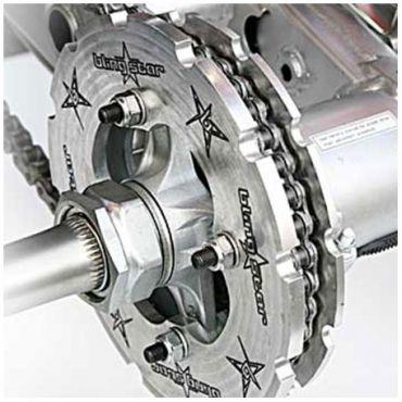BlingStar KTM Protection de pignon double