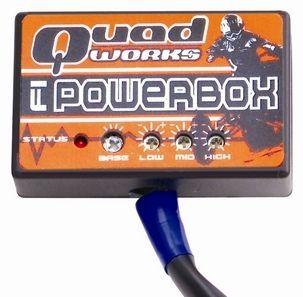 Boîtier de puissance POWER BOX F.I.
