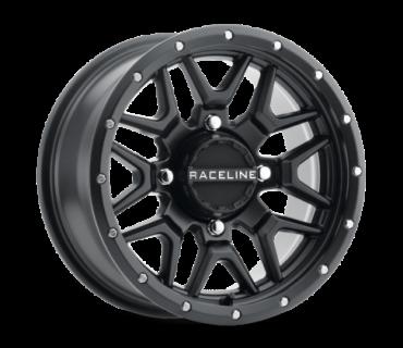 Raceline - SIMULATED BEADLOCK KRANK 14X7 4/137 Jante VTT