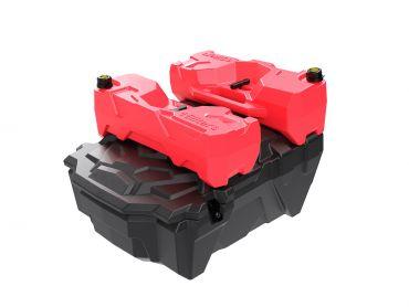 Coffre pour quad / vtt Polaris RZR 1000