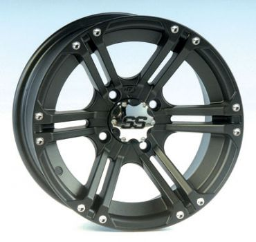 Jante ITP - SS212 noir 12x7 (can-am)