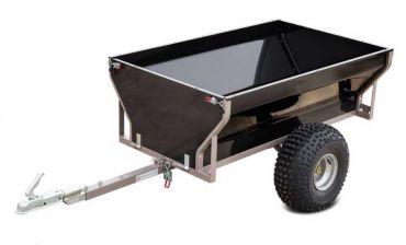 Remorque pour quad avec capacité de charge de 540 kg