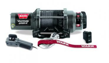 Treuil Warn WINCH VANTAGE 4000-S CE CORDE SYNTHÉTIQUE