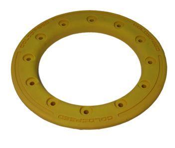 GS:BEAD-LOCK anneau 10 pouces jaune carbone polymère