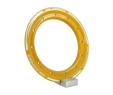 GS:BEAD-LOCK anneau 10 pouces jaune