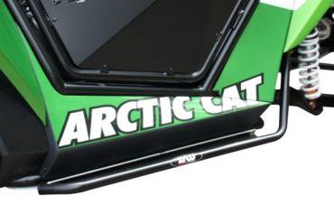 Nerf-bars noir P4 WILDCAT 1000
