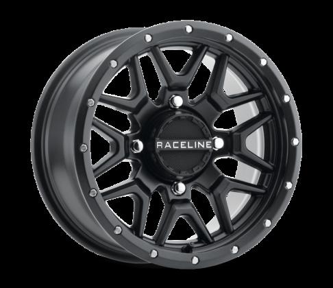 Raceline - SIMULATED BEADLOCK KRANK 14X7 4/156 Jante VTT BRONZE